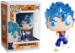 Dragon Ball Super - SSGSS Vegito US Exclusive Pop! Vinyl Figure