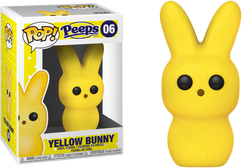 Peeps - Yellow Bunny Pop! Vinyl Figure