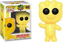Sour Patch Kids - Lemon Sour Patch Kid Pop! Vinyl Figure