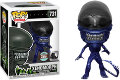 Alien - Xenomorph Blue Metallic 40th Anniversary Pop! Vinyl Figure