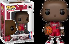NBA Basketball - Michael Jordan Chicago Bulls Rookie Uniform US Exclusive Pop! Vinyl Figure