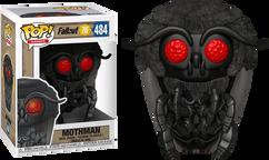 Fallout 76 - Mothman Pop! Vinyl Figure
