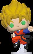 Dragon Ball Z - Super Saiyan Goten Flying US Exclusive Pop! Vinyl Figure
