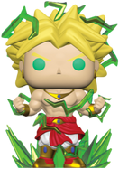 "Dragon Ball Z - Legendary Super Saiyan Broly Super Sized 6"" US Exclusive Pop! Vinyl Figure"