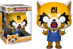 "Aggretsuko - Retsuko 10"" US Exclusive Pop! Vinyl Figure"