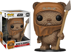"Star Wars - Wicket W. Warrick 10"" Pop! Vinyl Figure"