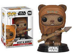 Star Wars - Wicket W. Warrick Pop! Vinyl Figure