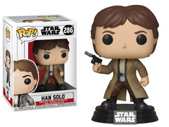Star Wars - Endor Han Solo Pop! Vinyl Figure