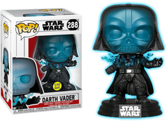 Star Wars - Darth Vader Electrocuted Glow in the Dark Pop! Vinyl Figure