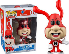 Dominos - The Noid Pop! Vinyl Figure