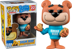Post Golden Crisp - Sugar Bear Pop! Vinyl Figure