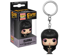 Elvira: Mistress of the Dark - Elvira Pocket Pop! Vinyl Keychain