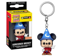 Disney - Fantasia Sorcerer Mickey 90th Anniversary Pocket Pop! Vinyl Keychain