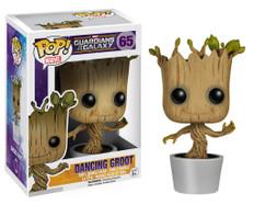 Dancing Groot Guardians of the Galaxy - Pop! Marvel Vinyl Figure