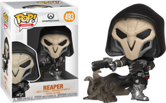 Pop! Games: Overwatch - Reaper (Wraith)
