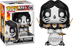 Kiss - Peter Criss The Catman Pop! Vinyl Figure