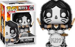 Kiss - Peter Criss The Catman Pop! Vinyl Figure