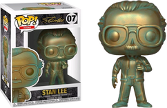 Stan Lee - Stan Lee Patina Pop! Vinyl Figure