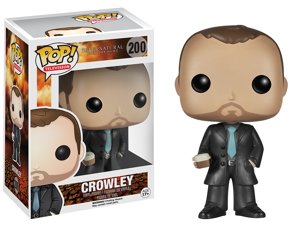 ... Dean with First Blade /& Mark of Cain US Exclusive Pop Vinyl Supernatural