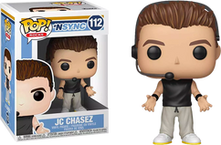 NSYNC - JC Chasez Pop! Vinyl Figure