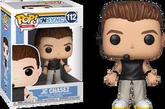 NSYNC - JC Chasez Pop! Vinyl Figure