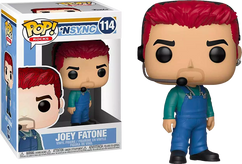 NSYNC - Joey Fatone Pop! Vinyl Figure