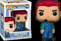 NSYNC - Joey Fatone Pop! Vinyl Figure