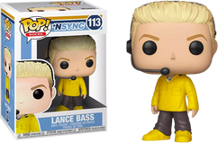 NSYNC - Lance Bass Pop! Vinyl Figure