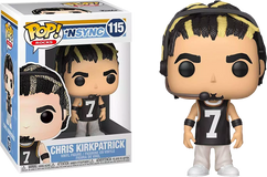NSYNC - Chris Kirkpatrick Pop! Vinyl Figure