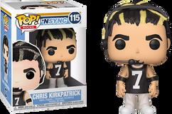 NSYNC - Chris Kirkpatrick Pop! Vinyl Figure