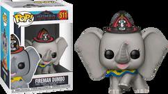Dumbo (2019) - Fireman Dumbo Pop! Vinyl Figure
