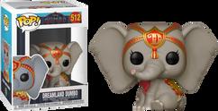 Dumbo (2019) - Dreamland Dumbo Red & Gold Pop! Vinyl Figure