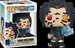 Naruto: Shippuden - Sasuke with Cursed Mark Pop! Vinyl Figure