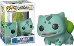 Pokemon - Bulbasaur Pop! Vinyl Figure