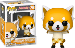 Aggretsuko - Retsuko Date Night Pop! Vinyl Figure