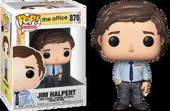 The Office - Jim Halpert Pop! Vinyl Figure