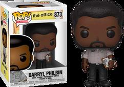 The Office - Darryl Philbin Pop! Vinyl Figure