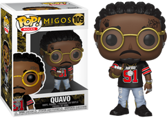 Migos - Quavo Pop! Vinyl Figure
