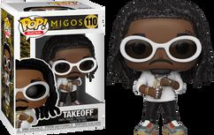 Migos - Takeoff Pop! Vinyl Figure
