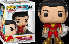 Shazam! (2019) - Shazam Pop! Vinyl Figure