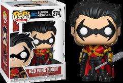 DC Comics - Red Wing Robin Pop! Vinyl Figure