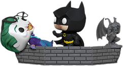 Batman (1989) - Batman & Joker Movie Moments 80th Anniversary Pop! Vinyl Figure 2-Pack