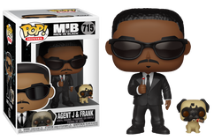 Men in Black - Agent J with Frank Pop! Vinyl Figure