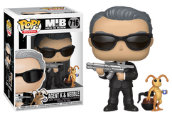 Men in Black - Agent K with Neeble Pop! Vinyl Figure
