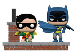 Batman (1972) - Batman & Robin Comic Moment 80th Anniversary Pop! Vinyl Figure