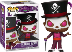 The Princess and the Frog - Dr. Facilier with Mask Pop! Vinyl Figure
