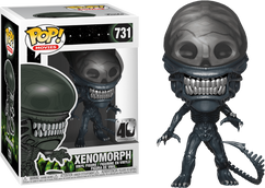 Alien - Xenomorph 40th Anniversary Pop! Vinyl Figure
