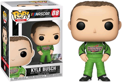 NASCAR - Kyle Busch Pop! Vinyl Figure