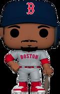 MLB Baseball - Mookie Betts Boston Red Sox Pop! Vinyl Figure