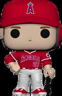 MLB Baseball - Mike Trout L.A. Angels Pop! Vinyl Figure